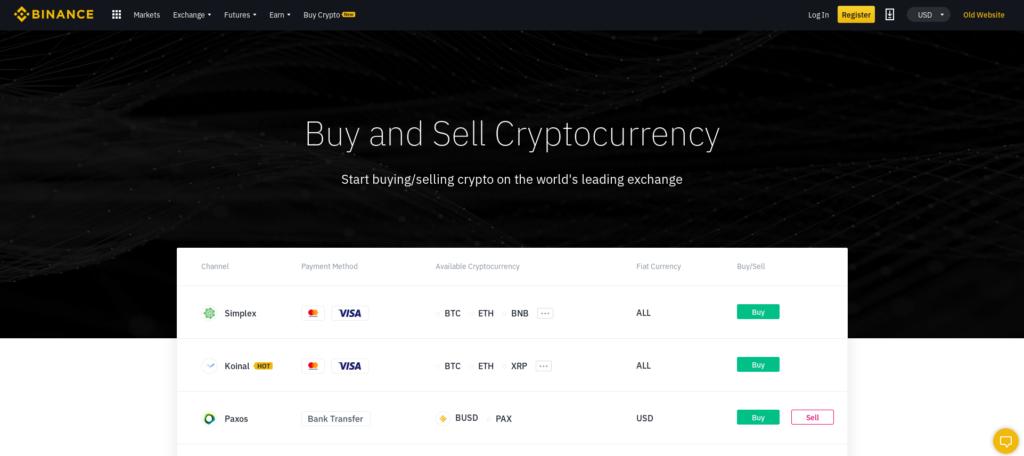 Binance - Aloita Bitcoinin Käyttö