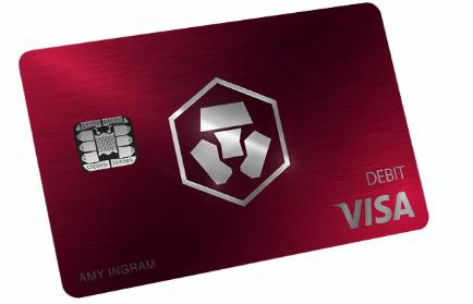 MCO Bitcoin Debit Card