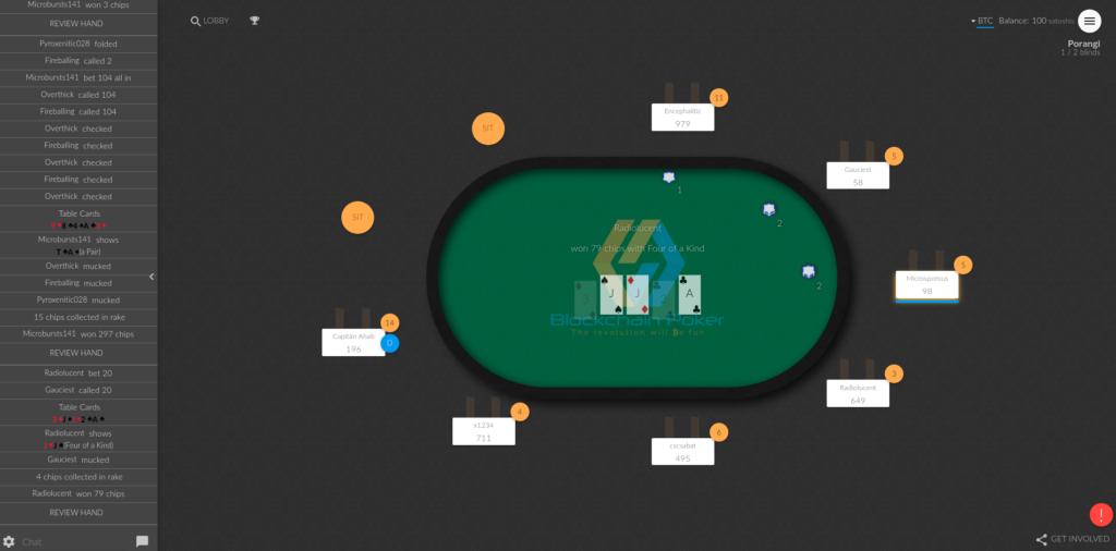 Blockchain Poker - Parhaat Bitcoin Pokeri Sivustot
