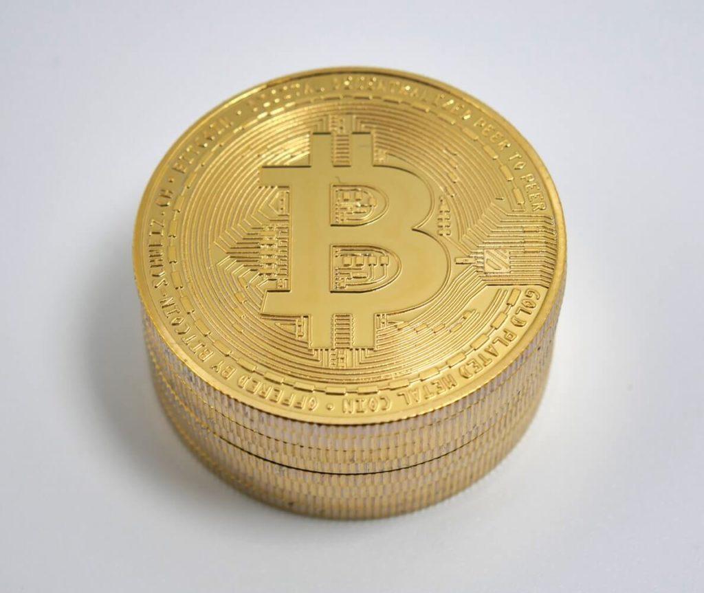 Earn interest on your Bitcoin.