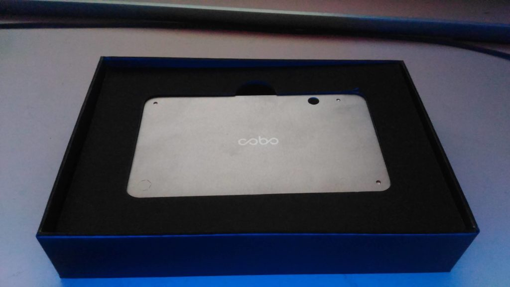 Design - Cobo Tablet Review