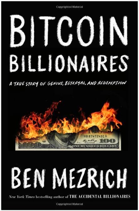 Bitcoin Billionaires - Parhaat Bitcoin Kirjat