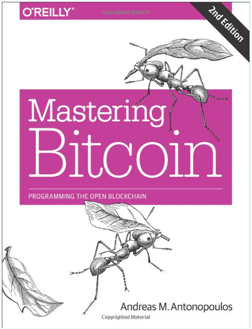 Mastering Bitcoin - Parhaat Bitcoin Kirjat