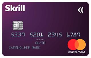 Skrill Bitcoin Debit Card