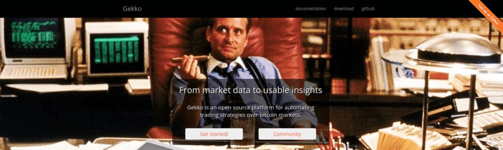 Gekko - Automated Bitcoin Trading