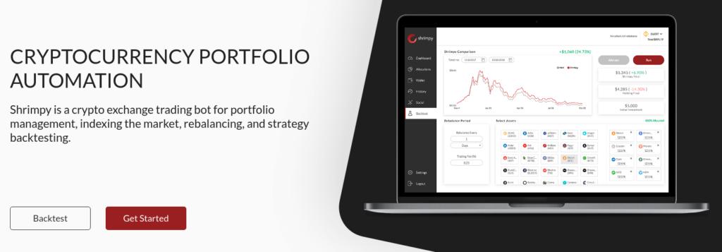 Shrimpy - Automated Bitcoin Trading