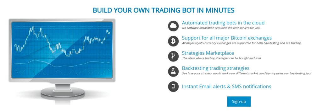 Cryptotrader - Automated Bitcoin Trading