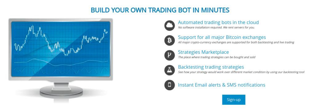 Cryptotrader - Automated Bitcoin Trading
