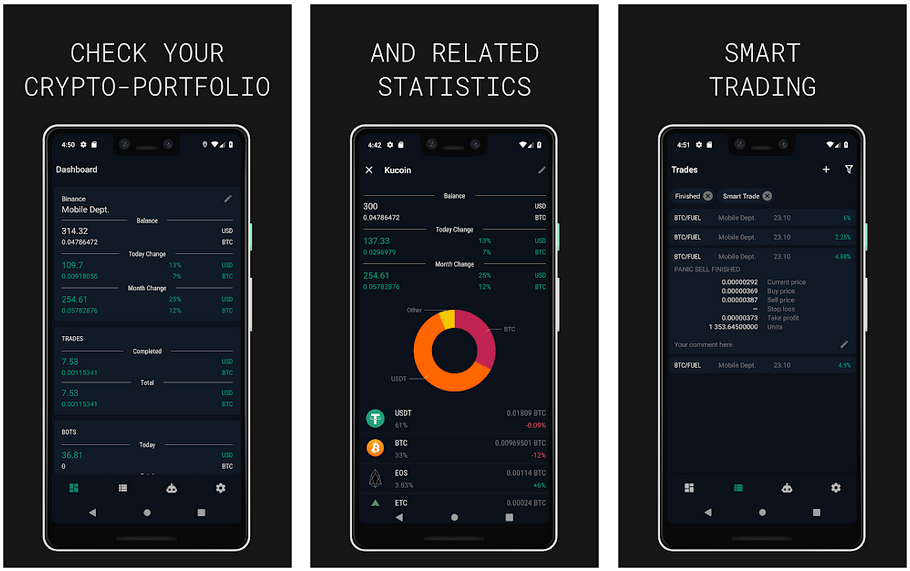 3Commas - Best Crypto Trading Apps