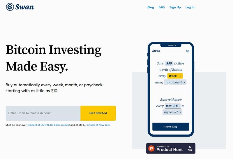 Swan - Pembelian Bitcoin Berulang