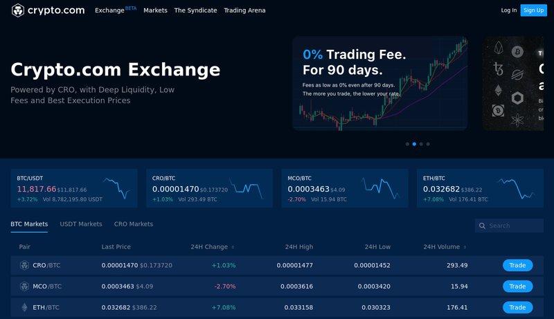 Crypto.com - Recurring Bitcoin buying