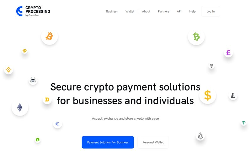 8. CryptoProcessing