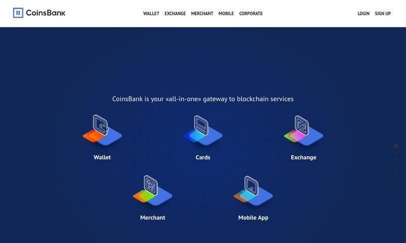 10. CoinsBank