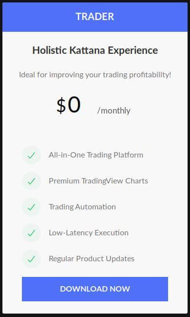 Kattana - Pricing