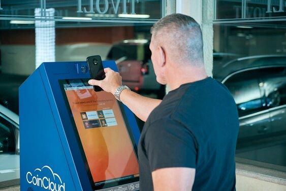 1. Use Bitcoin ATM:s
